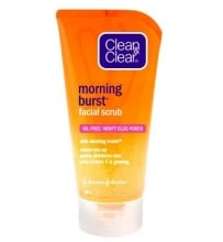 CLEAN & CLEAR® Morning Burst Facial Scrub 141g